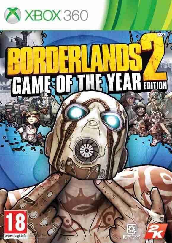 Descargar Borderlands 2 GOTY [MULTI][Region Free][2DVDs][XDG3][COMPLEX] por Torrent